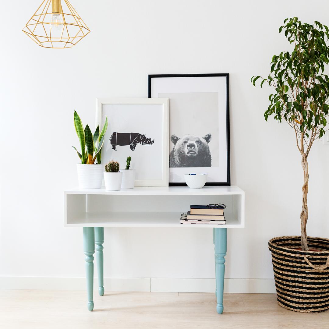 pata mueble