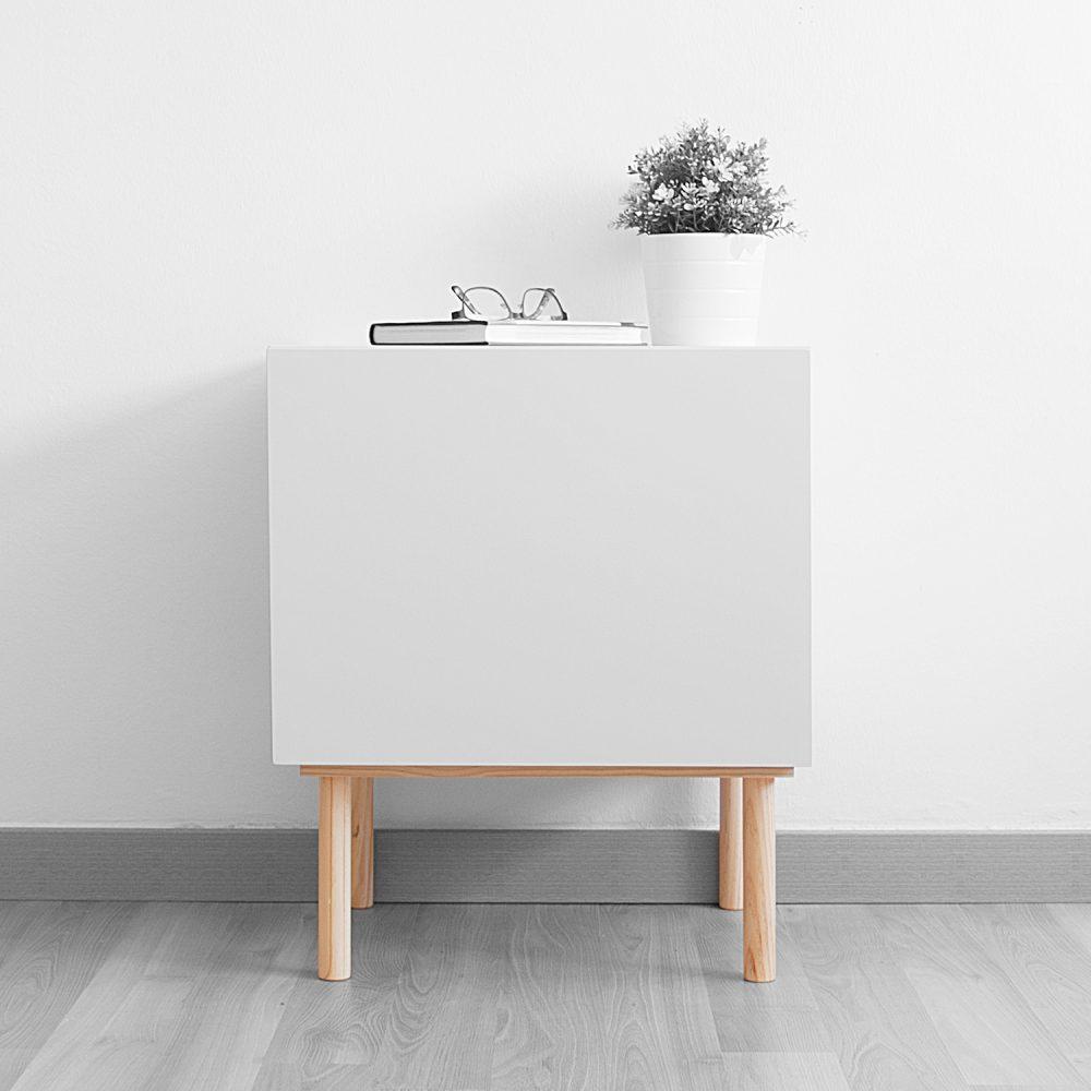 Moneo madera natural 20cm patas de madera para muebles mesas y tablero ohmyleg patas de - Ikea patas muebles ...